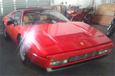 Ferrari Vuokraus